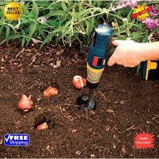garden auger drill bit. Roto Auger Drill Bit Attachment Hole Digger Plant Bulb Shovel Garden Yard 9 NEW