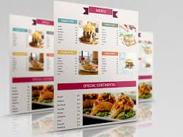 free food menu templates product menu template rome fontanacountryinn com