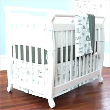 nature crib bedding mini crib bedding for boy gray mini crib bedding cribs nature imagination comforter