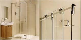 glass doors for bathrooms. Sliding-Shower-Doors-13 Glass Doors For Bathrooms