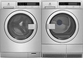 electrolux 24 washer. electrolux stainless steel front load compact laundry pair with efls210tis 24\ 24 washer