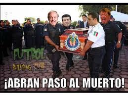 Clásico América vs. Chivas: Memes comienzan a calentar juego via Relatably.com