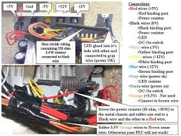 wiring diagram for computer power supply the wiring diagram pc power supply pinout diagram nodasystech wiring diagram