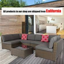 outdoor sectional sofa best furniture