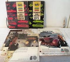 Napa Auto Paint Color Chart Napa Martin Senour Paints Automotive Color Directory 1970