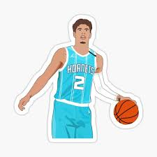 Nba 2k21 official roster update 01.28.21 latest transactions and lineups updated. Lamelo Ball Stickers Redbubble