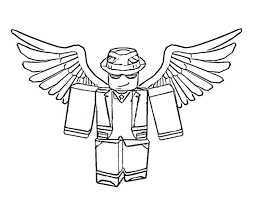 Roblox is a popular online virtual adventure/creative playground, where practically everything has been constructed by members of the roblox. Coloring Pages Roblox Print For Free