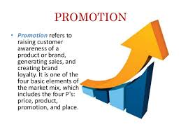 Promotional Strategies Promotional Strategy