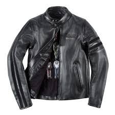 dainese freccia72 perforate leather jacket black