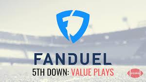 Fanduel Value Chart Fanduel Week 1 2019 Value Picks 5thdownfantasy Com