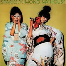 <b>Sparks</b> - <b>Kimono</b> My House. 1974.   Kimono, Rock album covers ...