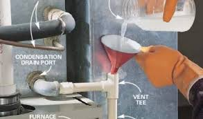 all air conditioning units have drains to get rid of any water that forms due to the condensation that usually occurs it doesn t matter whether your air