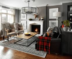 cozy living furniture. Cozy Living Room In A Paris Townhouse Furniture R