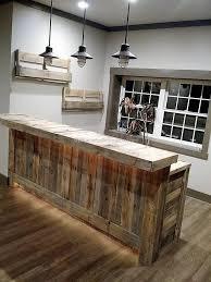 pallet furniture pinterest. Best 25 Pallet Bar Ideas On Pinterest Furniture L