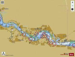 River Thames Tilbury To Margaret Ness Marine Chart 2151_0