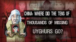 Image result for atrocities in china on uighurs cartoon