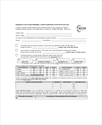 8 Lease Renewal Templates Free Sample Example Format