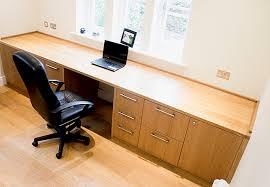 office worktop. Solid Oak Desk With Drawers Office Worktop