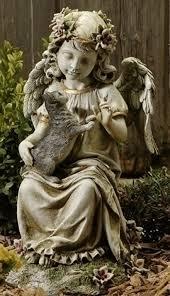 garden angels angel statues