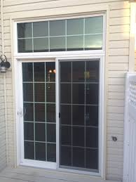 sliding patio doors flat grids