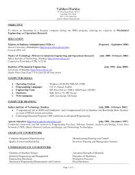 Objective In Internship Resume Nearr Psychology Internship Resume Objective School Examples 24