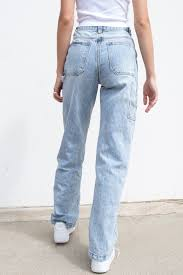 Light Jeans Feanne Light Wash Jeans