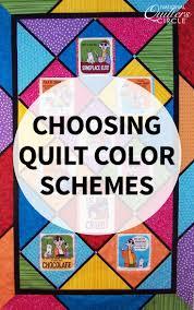 168 best Quilt Color images on Pinterest   Braces color wheel ... & Quilting Ideas: Quilting Color Principles Part 3 Adamdwight.com