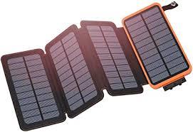 Solar Charger 25000mAh, Hiluckey Outdoor Portable ... - Amazon.com