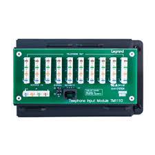 10 way idc telephone module rj31x tm1110 legrand tm1110