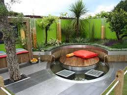 Backyard Pool Landscaping Backyard Ideas Home Decor Designs Modern Garden Design Patio