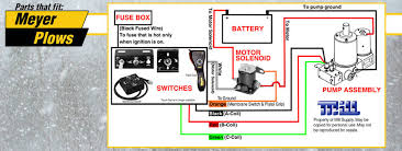 wiring diagram myers meyer snow plow wiring diagram