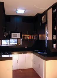 Simple Cabinet Design For Small Kitchen Spaces Small Space Kitchen Cabinet Design Cavite Philippines