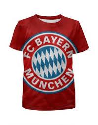 """Детские футболки c качественными принтами """"<b>бавария мюнхен</b> ..."""