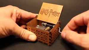Engraved Wooden Music Box Game Of Thrones Harry Potter Theme Music box by Invenio Crafts YouTube 39