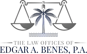 the law offices of edgar a benes p a