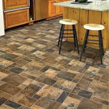 luxury vinyl sheet slate tile black effect floor tiles