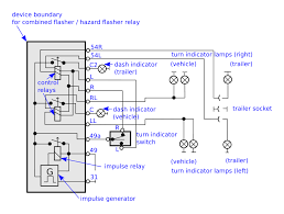 how to connect a 11 pin flasher relay so that turn signal dash components and connections for hazard flasher flasher relay bosch 0 335 210 250