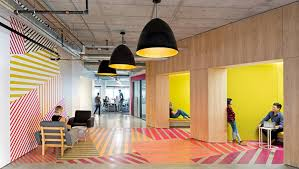 Image 55 Hawthorne Share This Story Domino Tour Yelps San Francisco Office Designed By Studio Oa