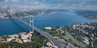 Bosphorus bridges | Institution of Civil Engineers