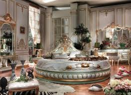 Modern Baroque Bedroom Italian Baroque Interior Design Italian Bed Room In Round Shape