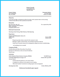 Barista Resume Sample Free Resume Templates 2018