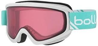 Bolle Ski Goggles Size Chart Amazon Com Bolle Freeze Shiny Vermillion Googles White