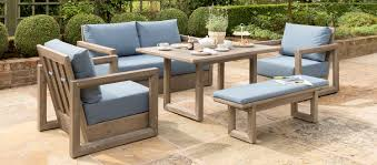 garden set.  Garden Ezra Sofa Set From KETTLERu0027s Casual Dinng Garden Furniture Range On A  Stoned Patio With T
