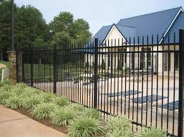 Decorative Metal Fence Posts Ideas Design Idea and Decors