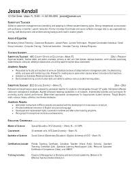 Strong Resume Objective Statements Examples Strong Objectives For Resume Mmventures Co