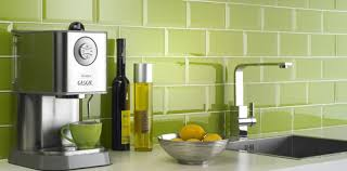 The simple Metro tile, ceramic or Glass, this very effective wall tile  comes in a vast selection of colours and when mixed with colour grouts  really makes ...