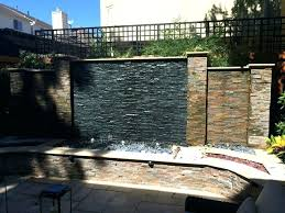 waterwall feature water wall features water feature gallery indoor wall water features stainless steel wall water
