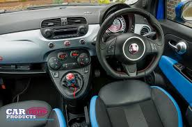 2014 fiat interior. 2014 fiat 500 s twinair review blue interior front driver seat dashboard heating radio