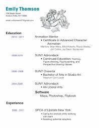 Animator Resume Animator Resume Therpgmovie 12