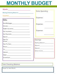 Spreadsheet Template Bi Weekly Budget Calculator Spreadsheet